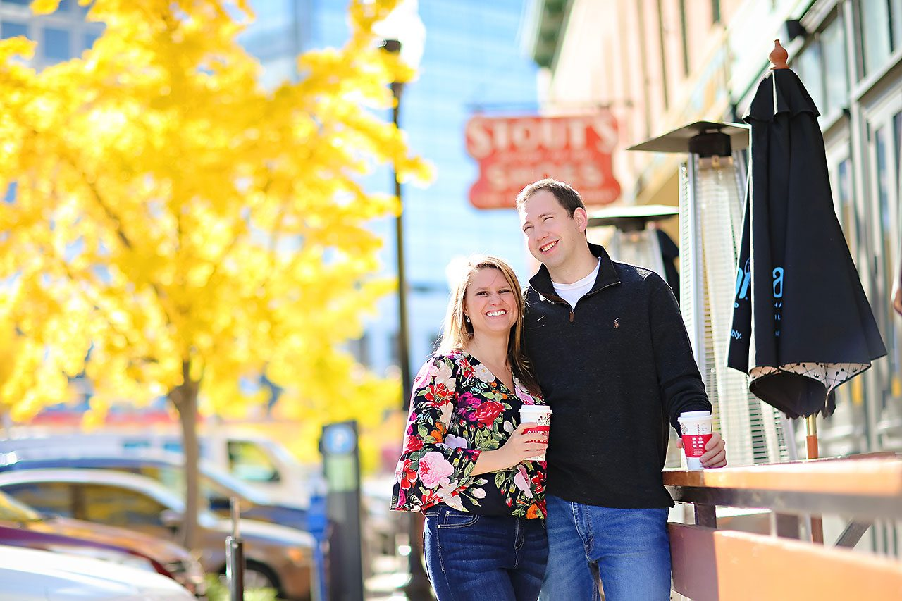 Katelyn Matt Indianapolis Fall Engagement Session 119