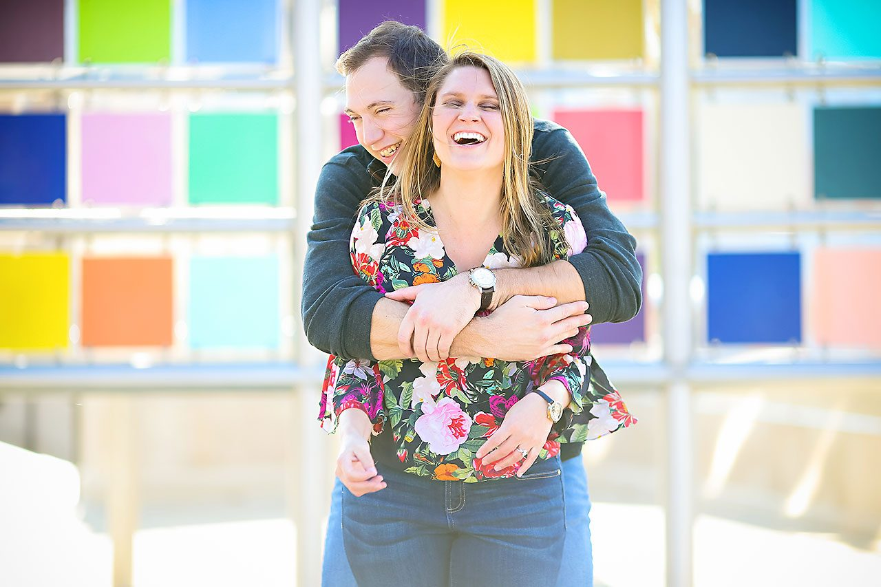 Katelyn Matt Indianapolis Fall Engagement Session 122