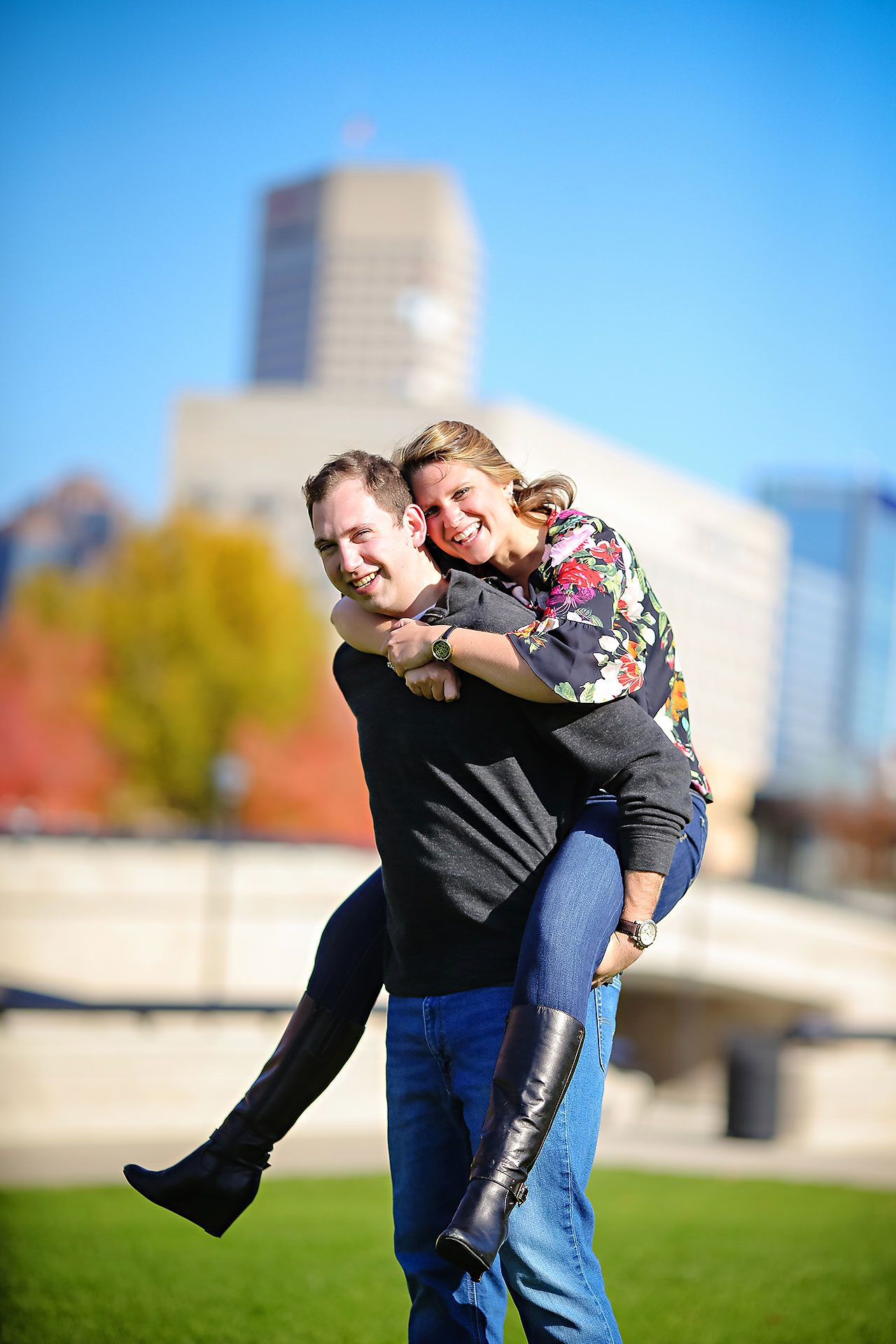 Katelyn Matt Indianapolis Fall Engagement Session 128