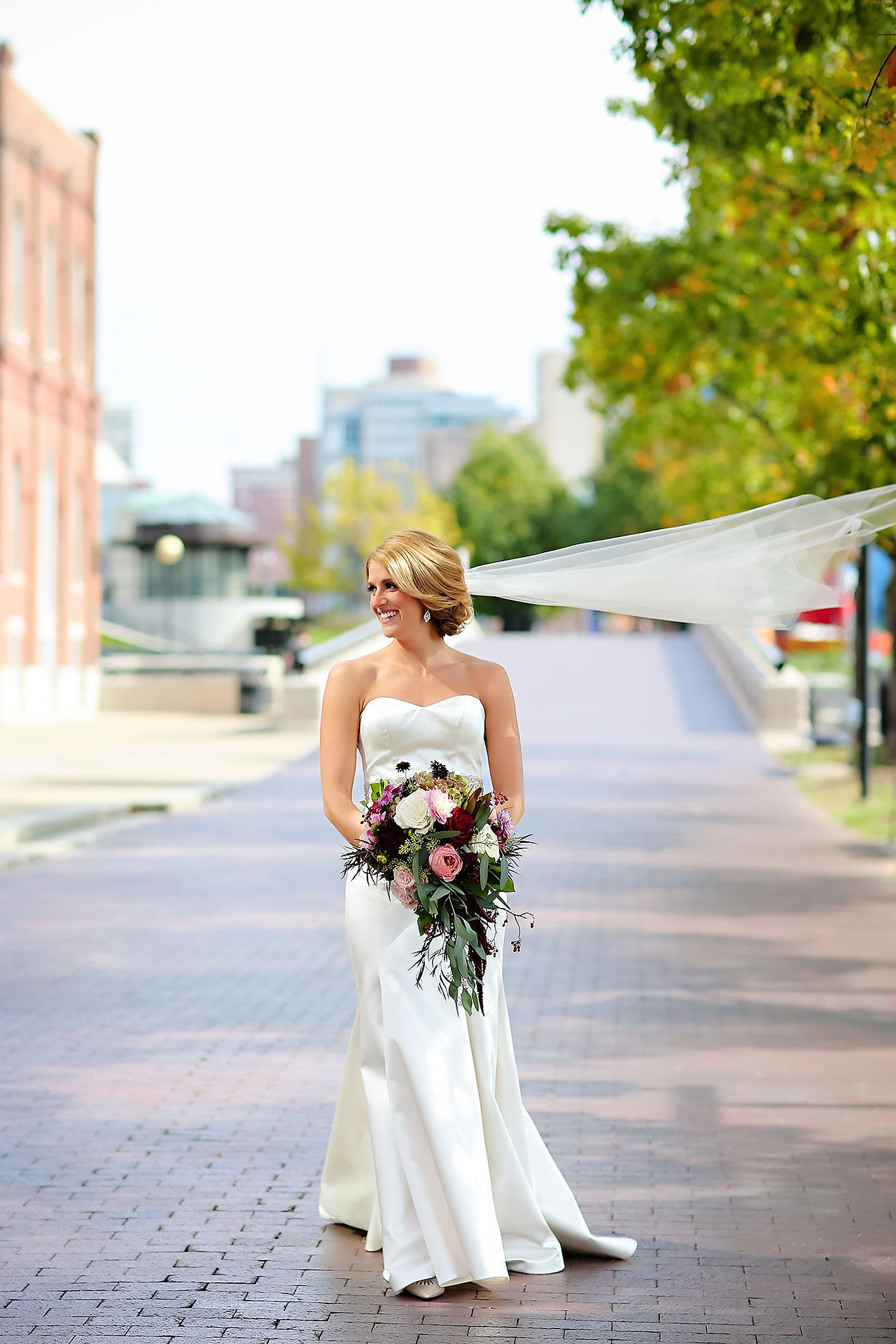 Kayci Matt Indiana Roof Ballroom Indianapolis Wedding 128