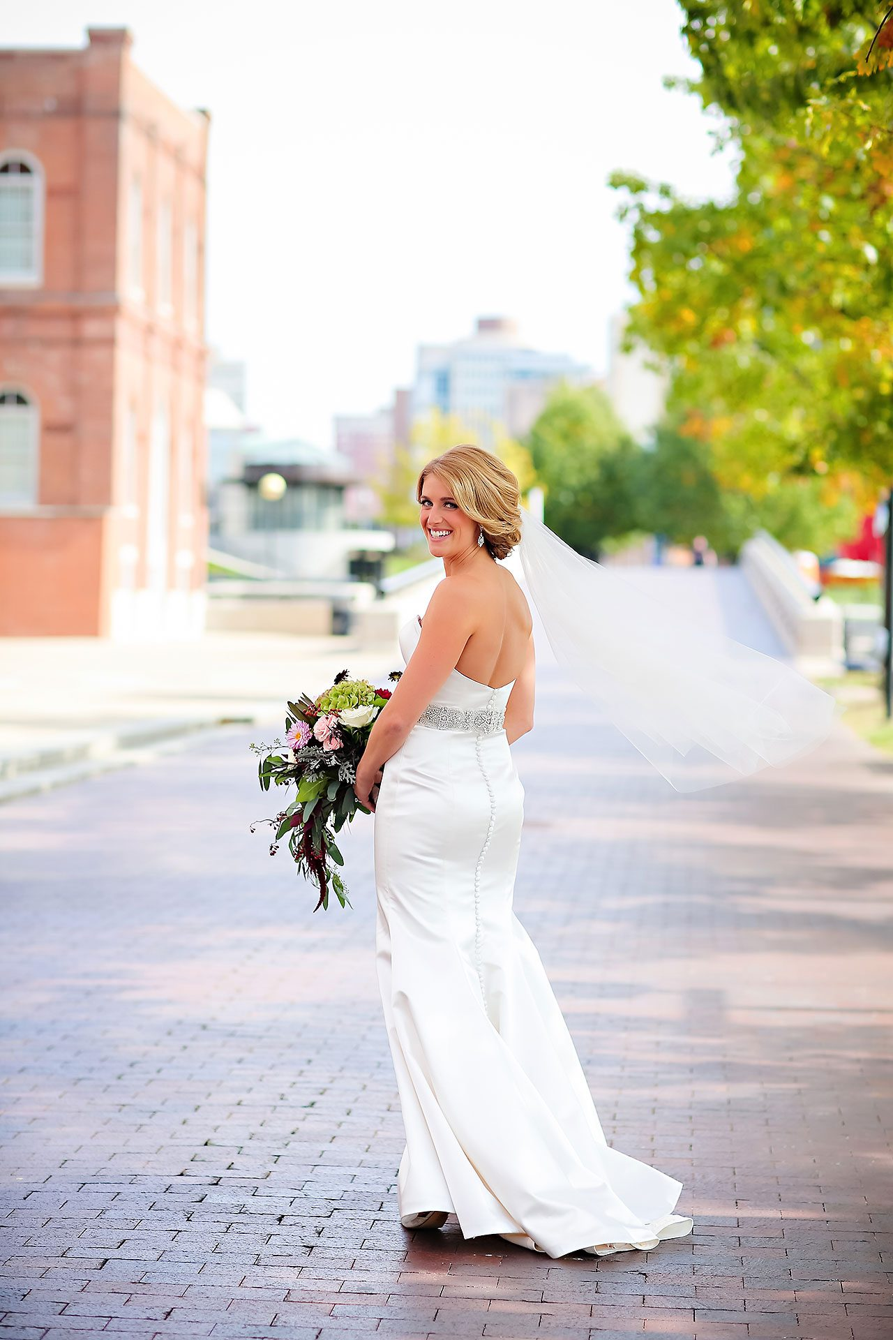 Kayci Matt Indiana Roof Ballroom Indianapolis Wedding 151