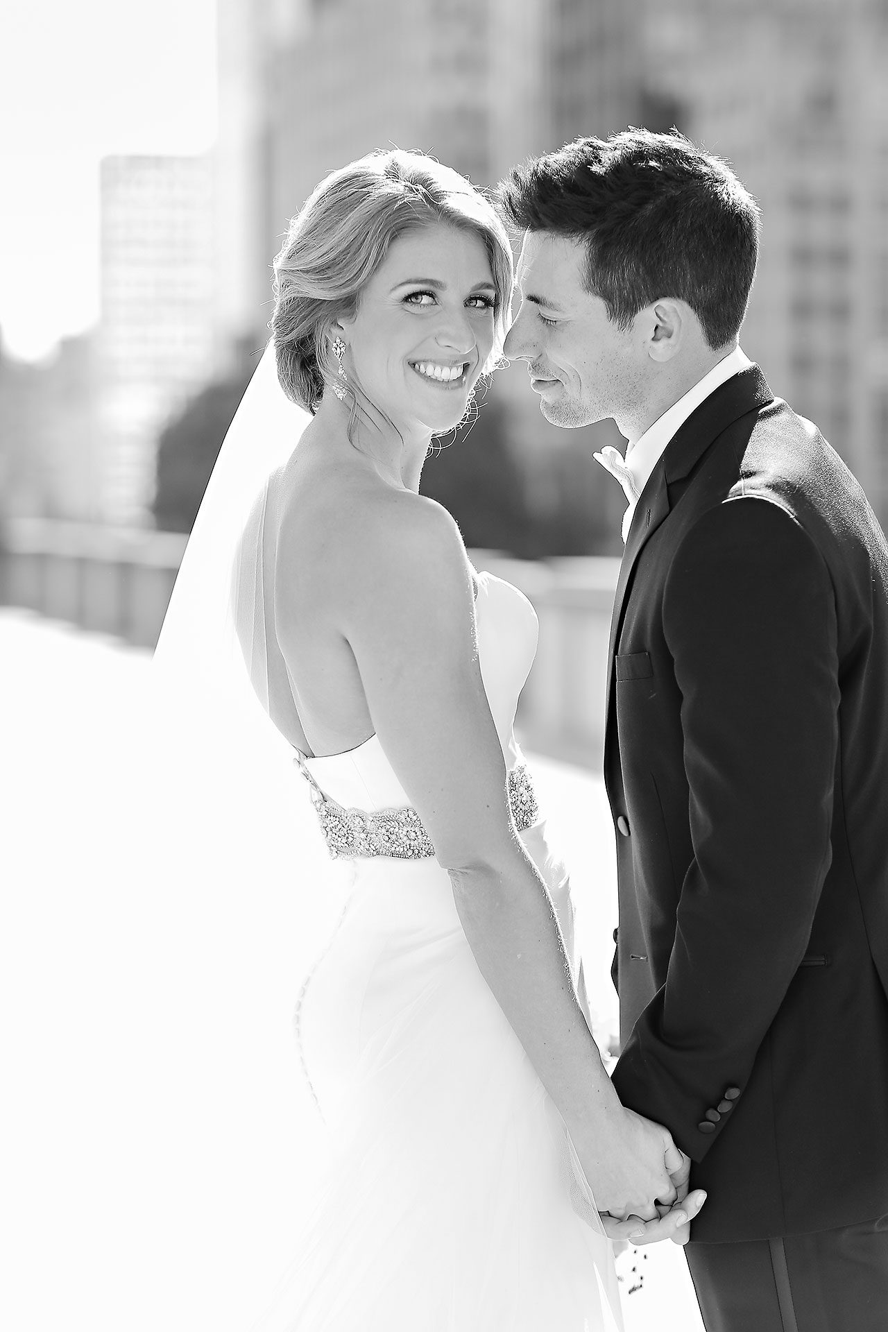 Kayci Matt Indiana Roof Ballroom Indianapolis Wedding 187