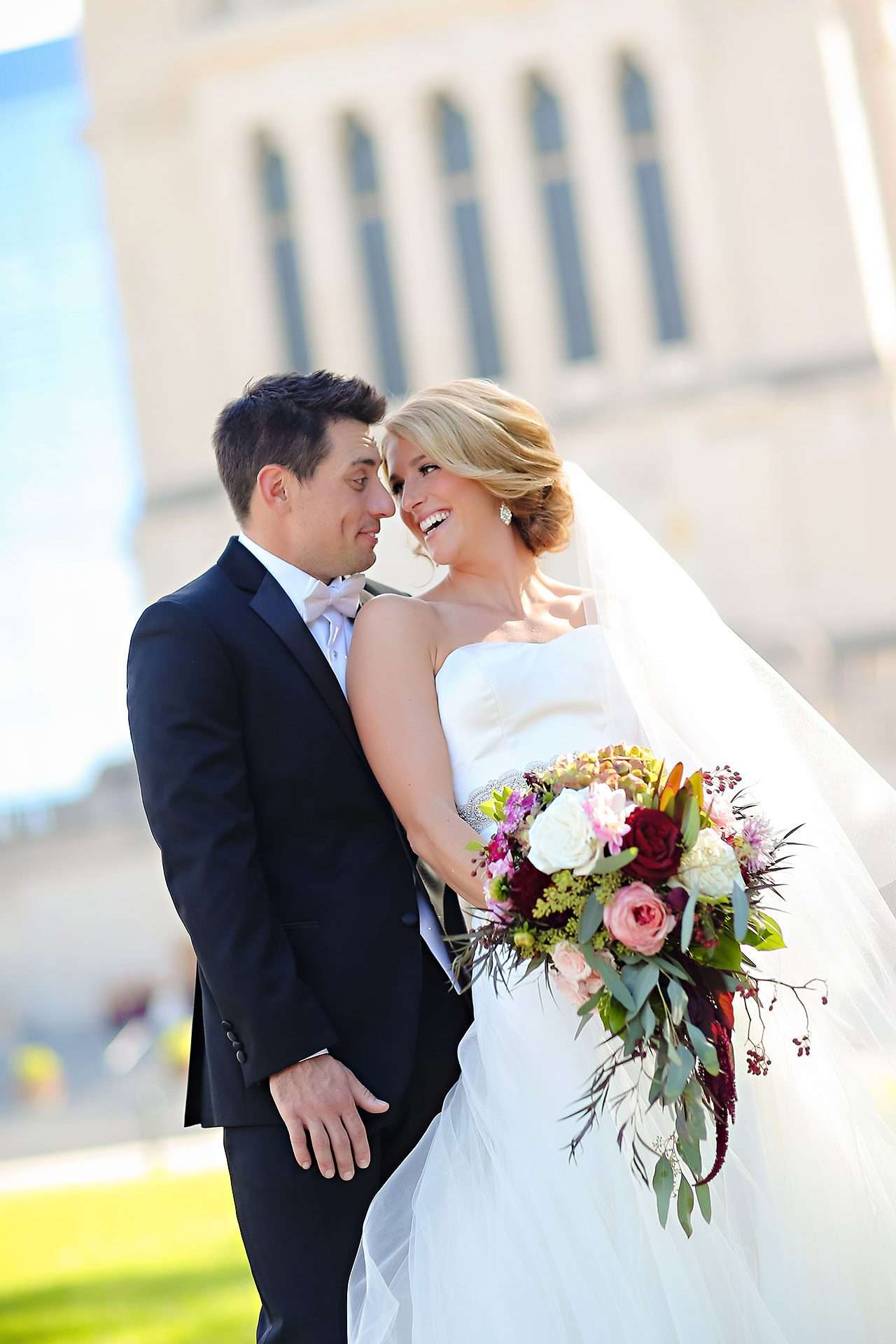 Kayci Matt Indiana Roof Ballroom Indianapolis Wedding 227
