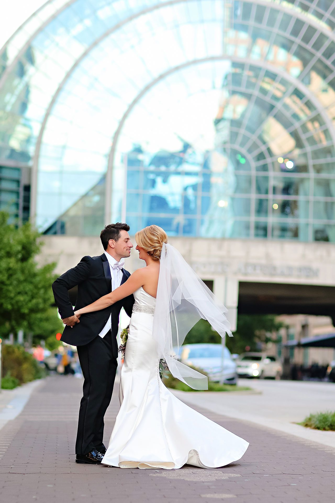 Kayci Matt Indiana Roof Ballroom Indianapolis Wedding 259