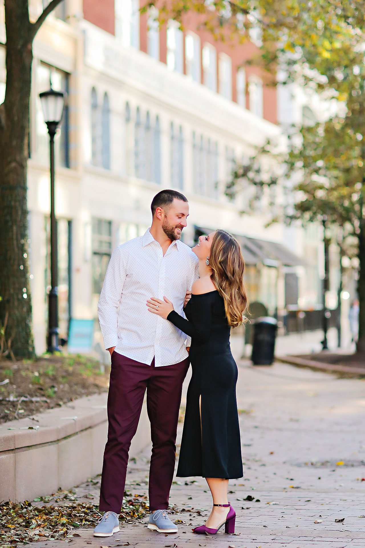 Kelsey Joe Cleveland Engagement Session 018