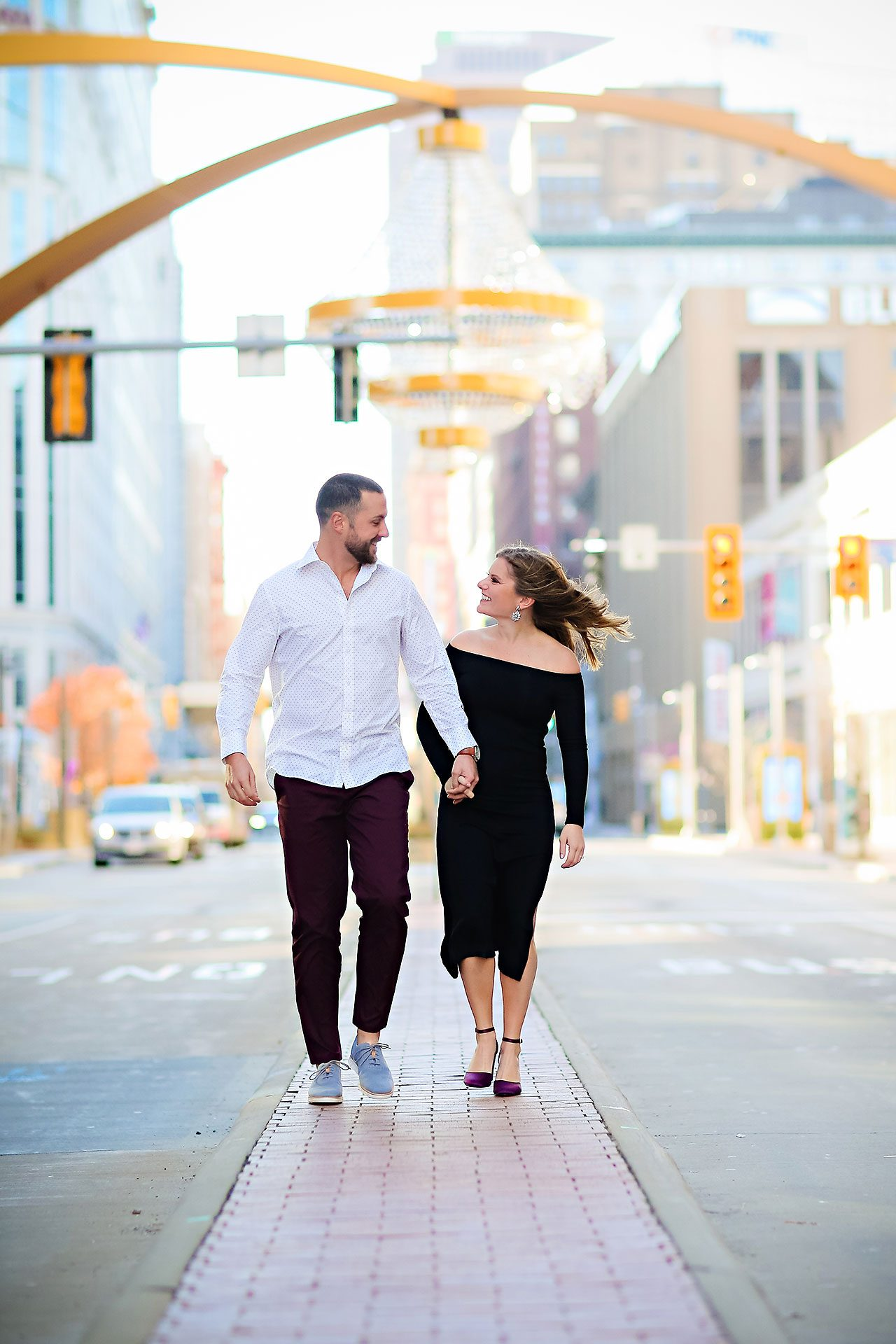 Kelsey Joe Cleveland Engagement Session 029