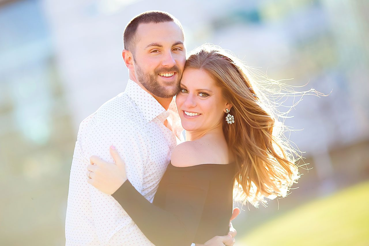 Kelsey Joe Cleveland Engagement Session 033