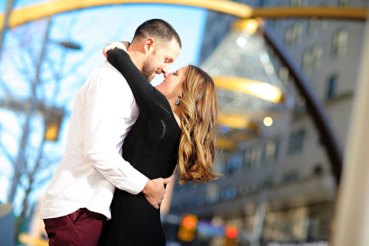 Kelsey Joe Cleveland Engagement Session 035