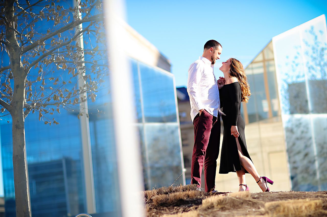 Kelsey Joe Cleveland Engagement Session 036