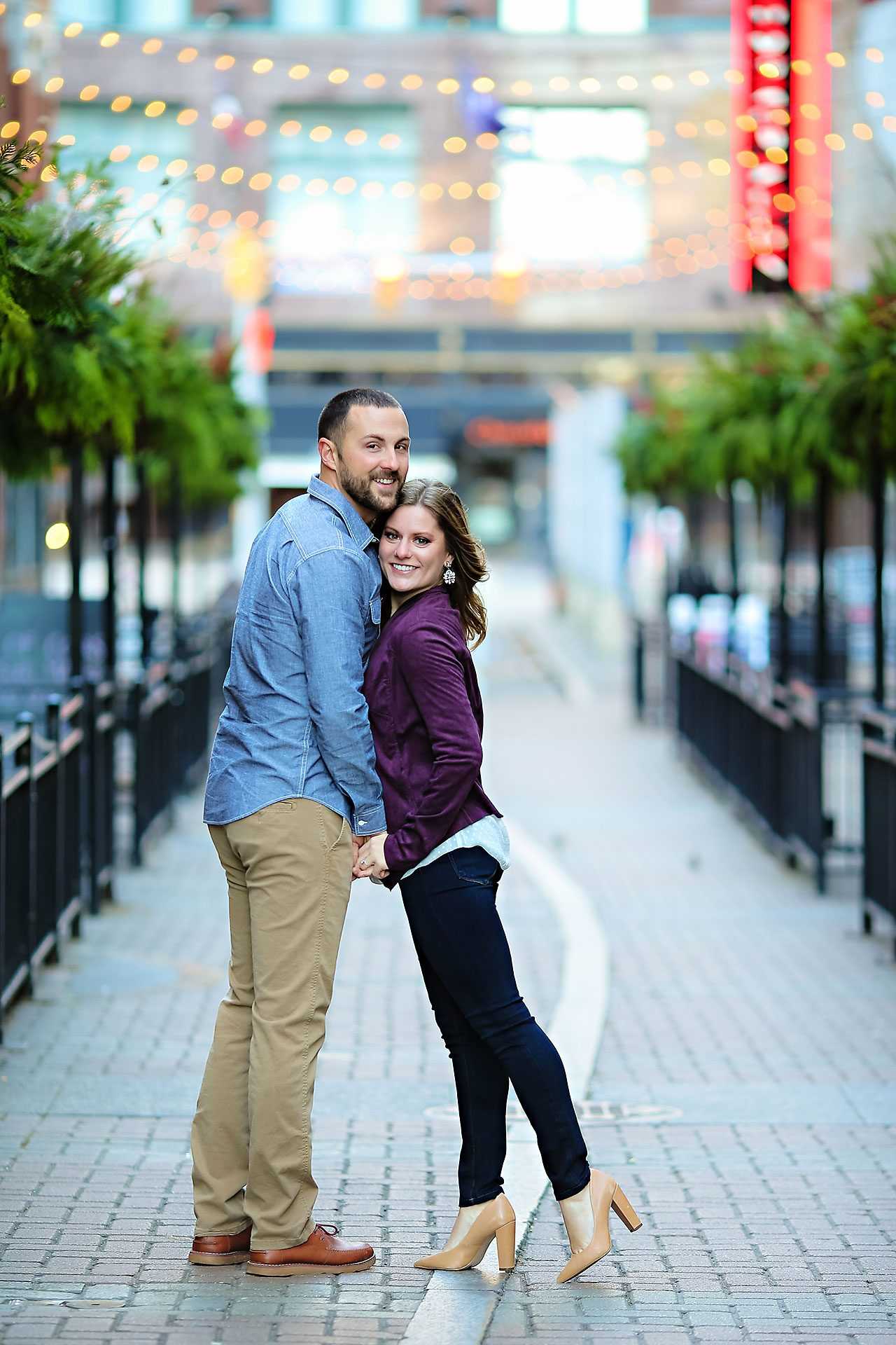 Kelsey Joe Cleveland Engagement Session 060