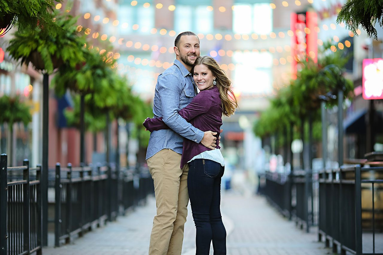 Kelsey Joe Cleveland Engagement Session 065