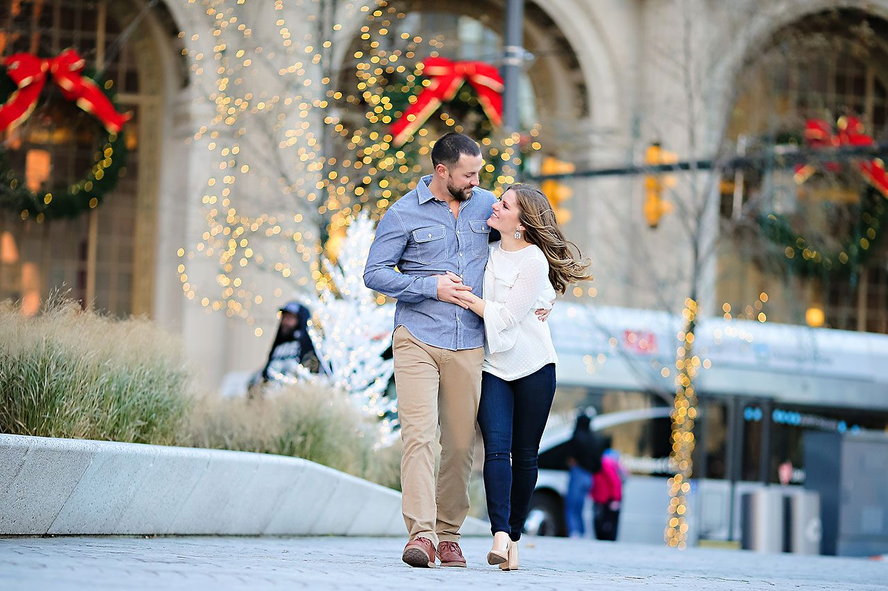 Kelsey Joe Cleveland Engagement Session 088