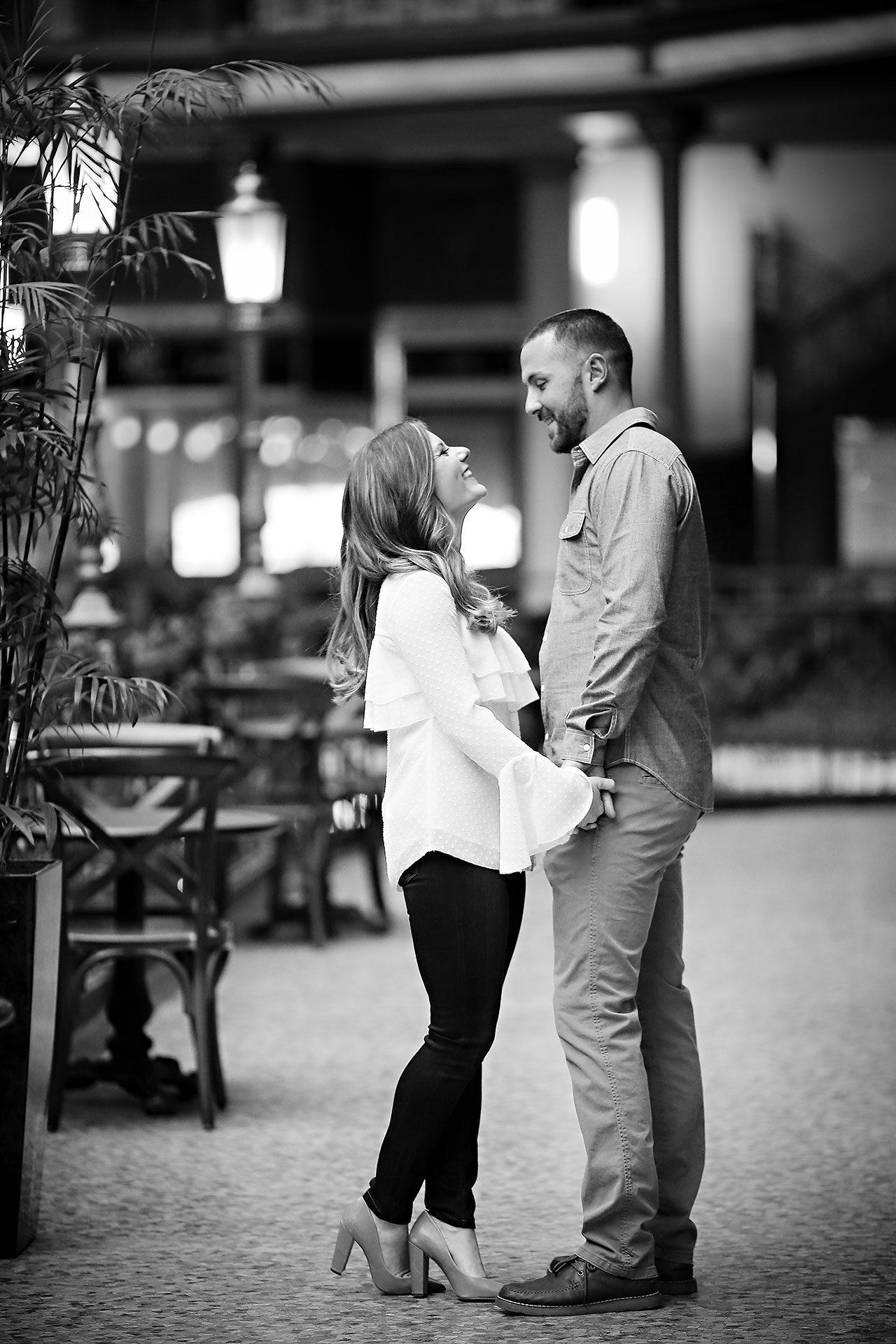 Kelsey Joe Cleveland Engagement Session 093