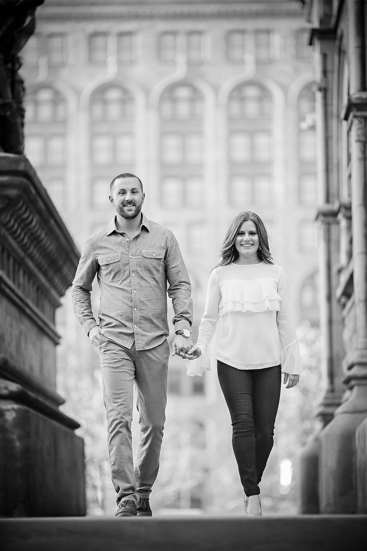 Kelsey Joe Cleveland Engagement Session 095