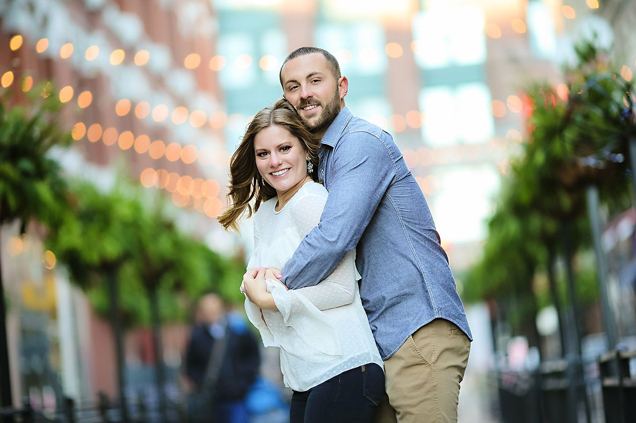 Kelsey Joe Cleveland Engagement Session 099
