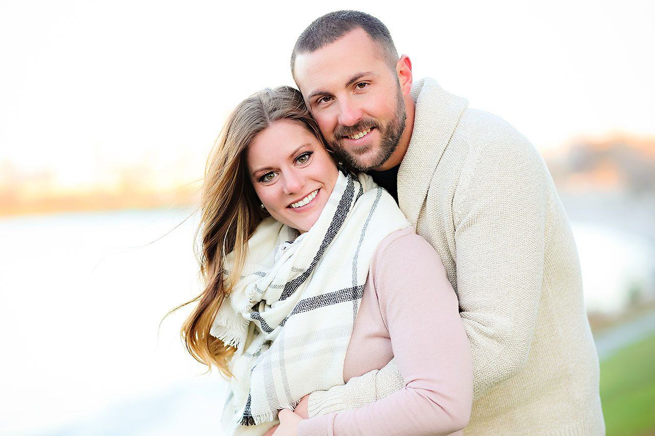 Kelsey Joe Cleveland Engagement Session 136