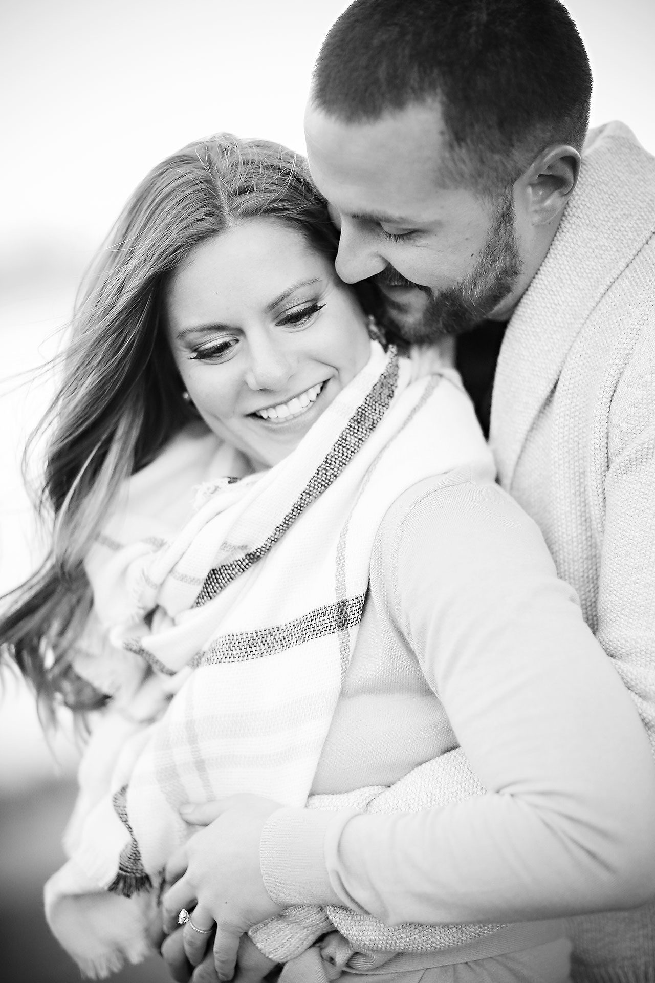 Kelsey Joe Cleveland Engagement Session 140