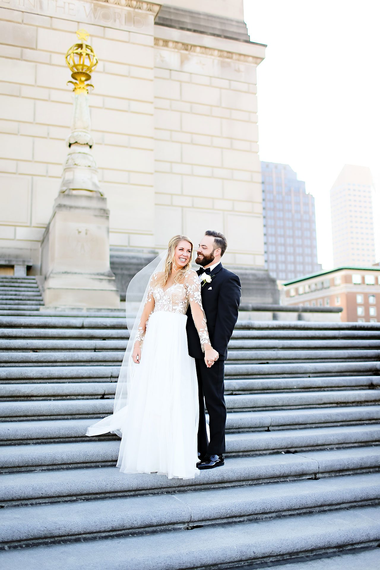 Emily Tom Scottish Rite Indianapolis Wedding 159