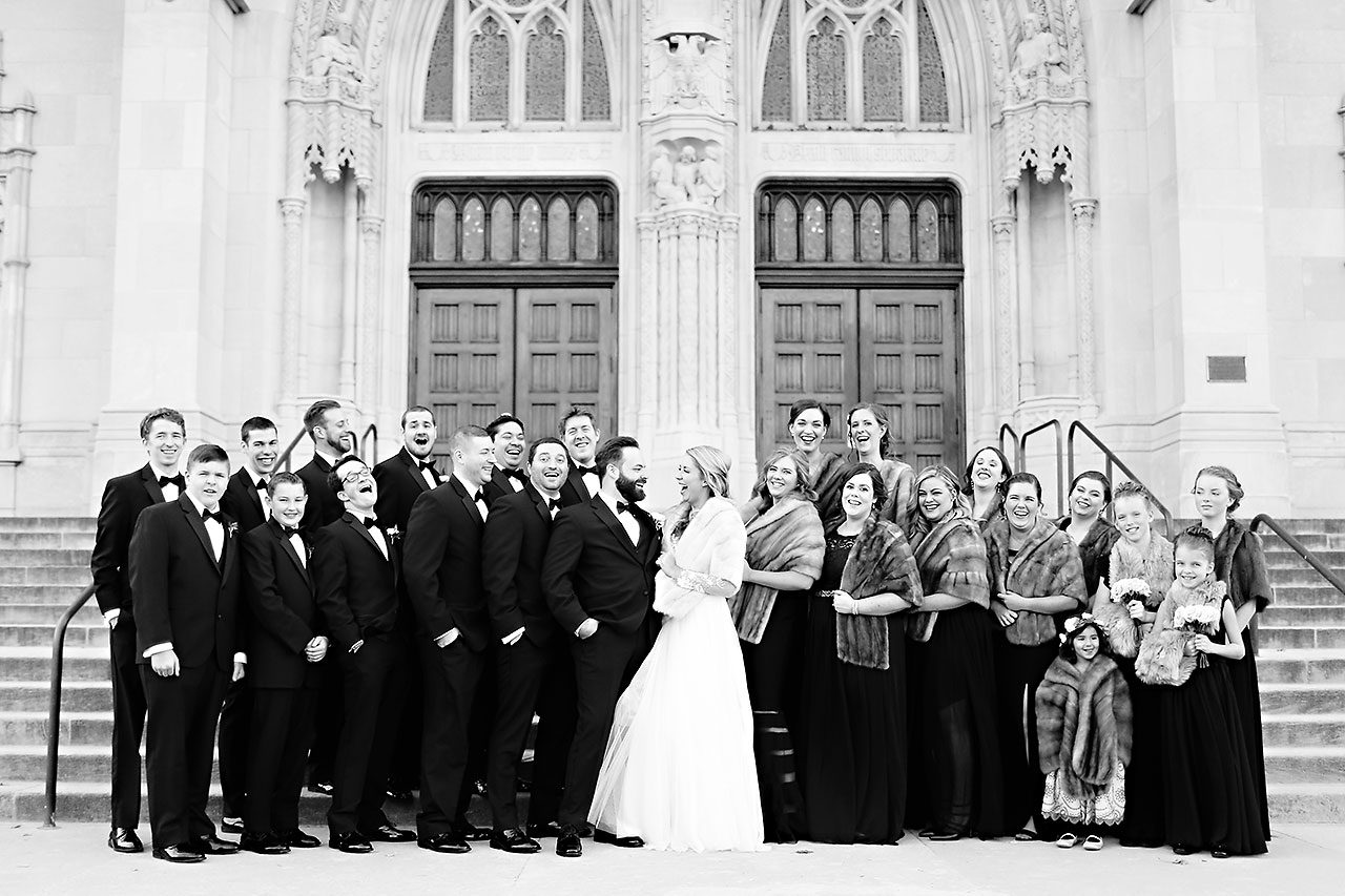 Emily Tom Scottish Rite Indianapolis Wedding 211