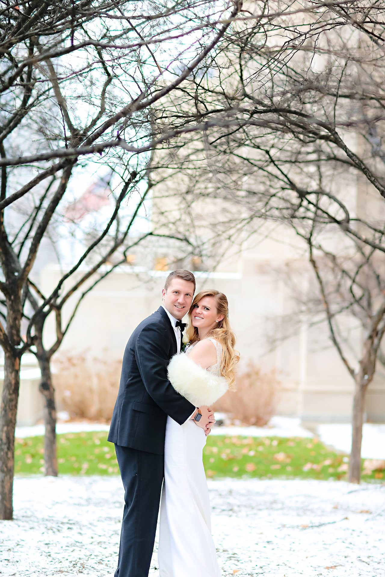 Karissa Ryan Indianapolis Winter Wedding 189