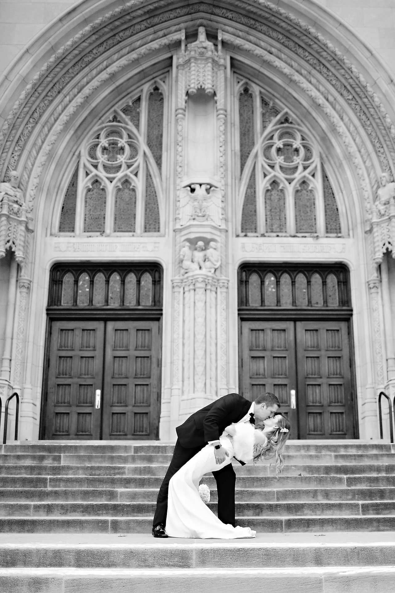 Karissa Ryan Indianapolis Winter Wedding 194
