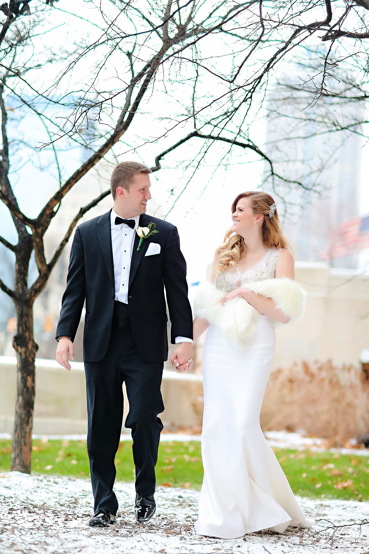 Karissa Ryan Indianapolis Winter Wedding 195