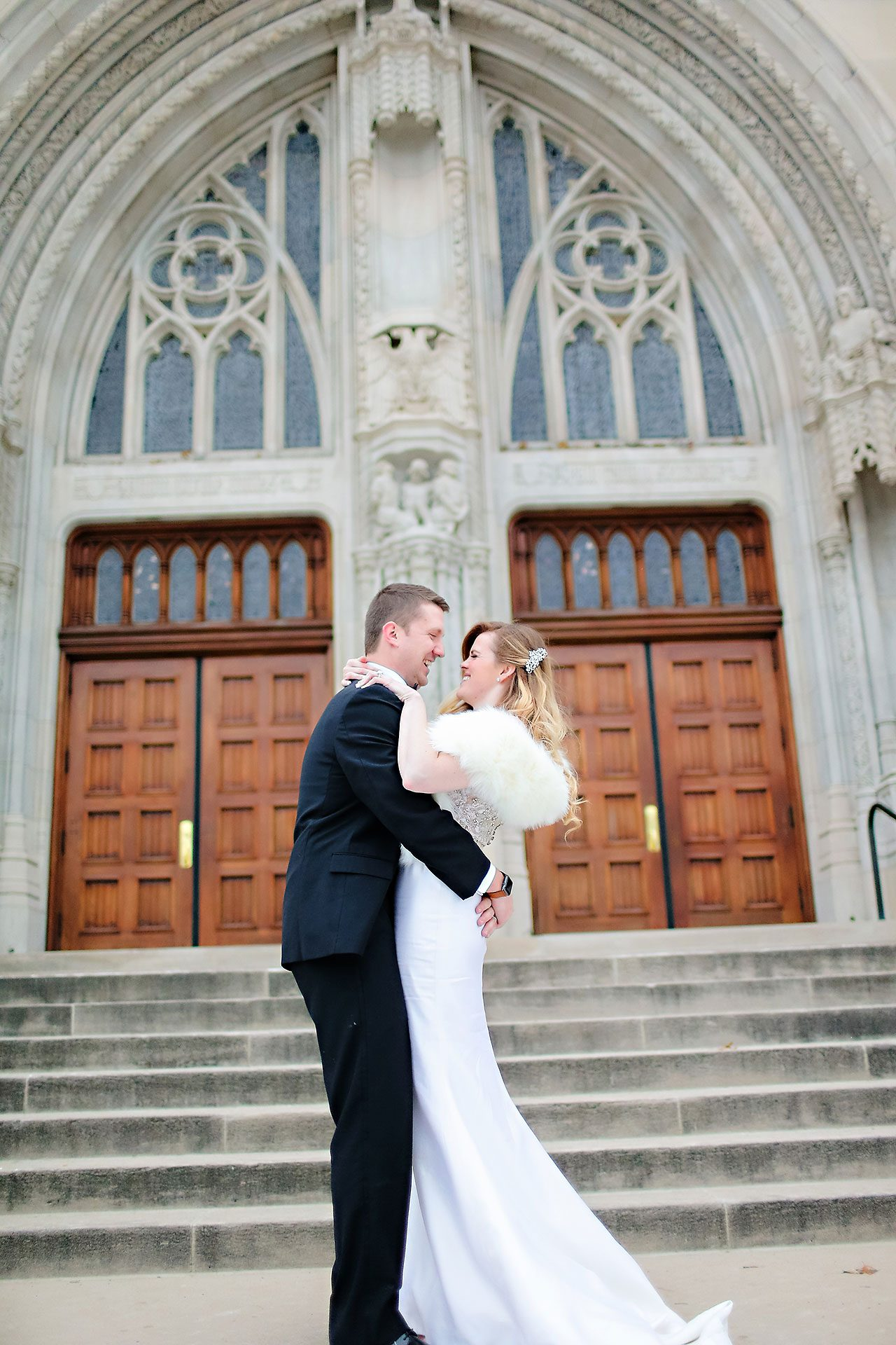 Karissa Ryan Indianapolis Winter Wedding 197