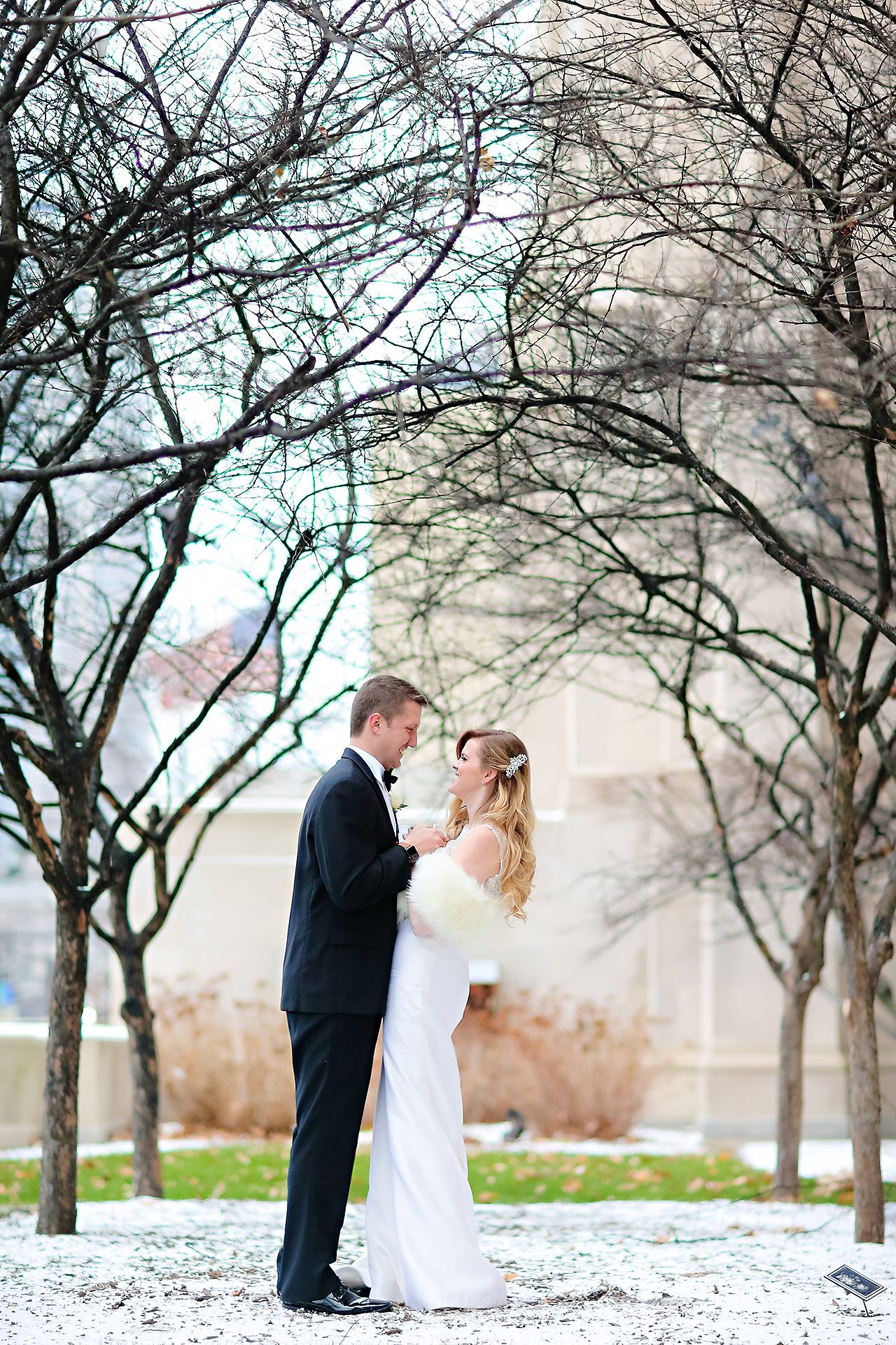 Karissa Ryan Indianapolis Winter Wedding 212