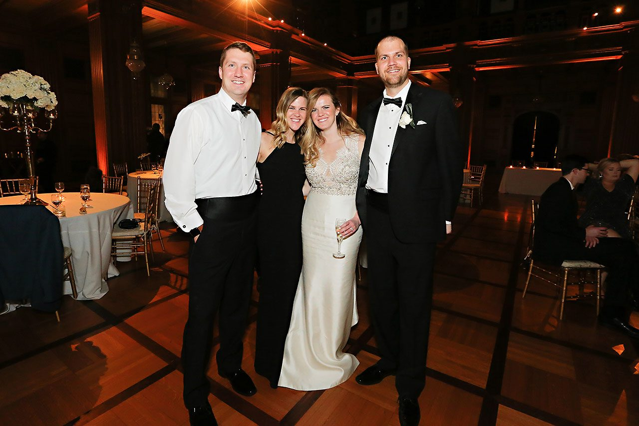 Karissa Ryan Indianapolis Winter Wedding 360