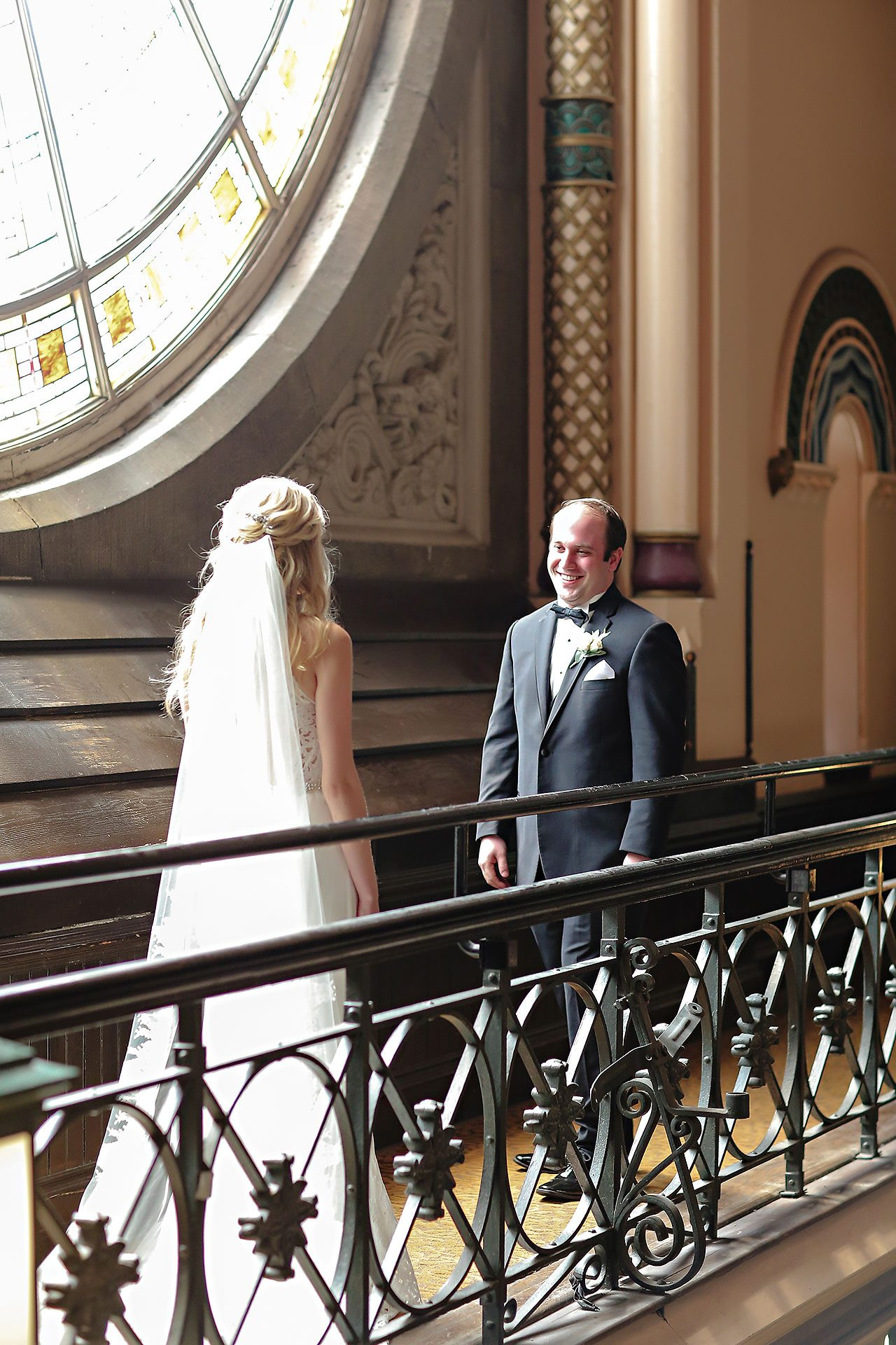 Allison Jeff Union Station Crowne Plaza Indianapolis wedding 055