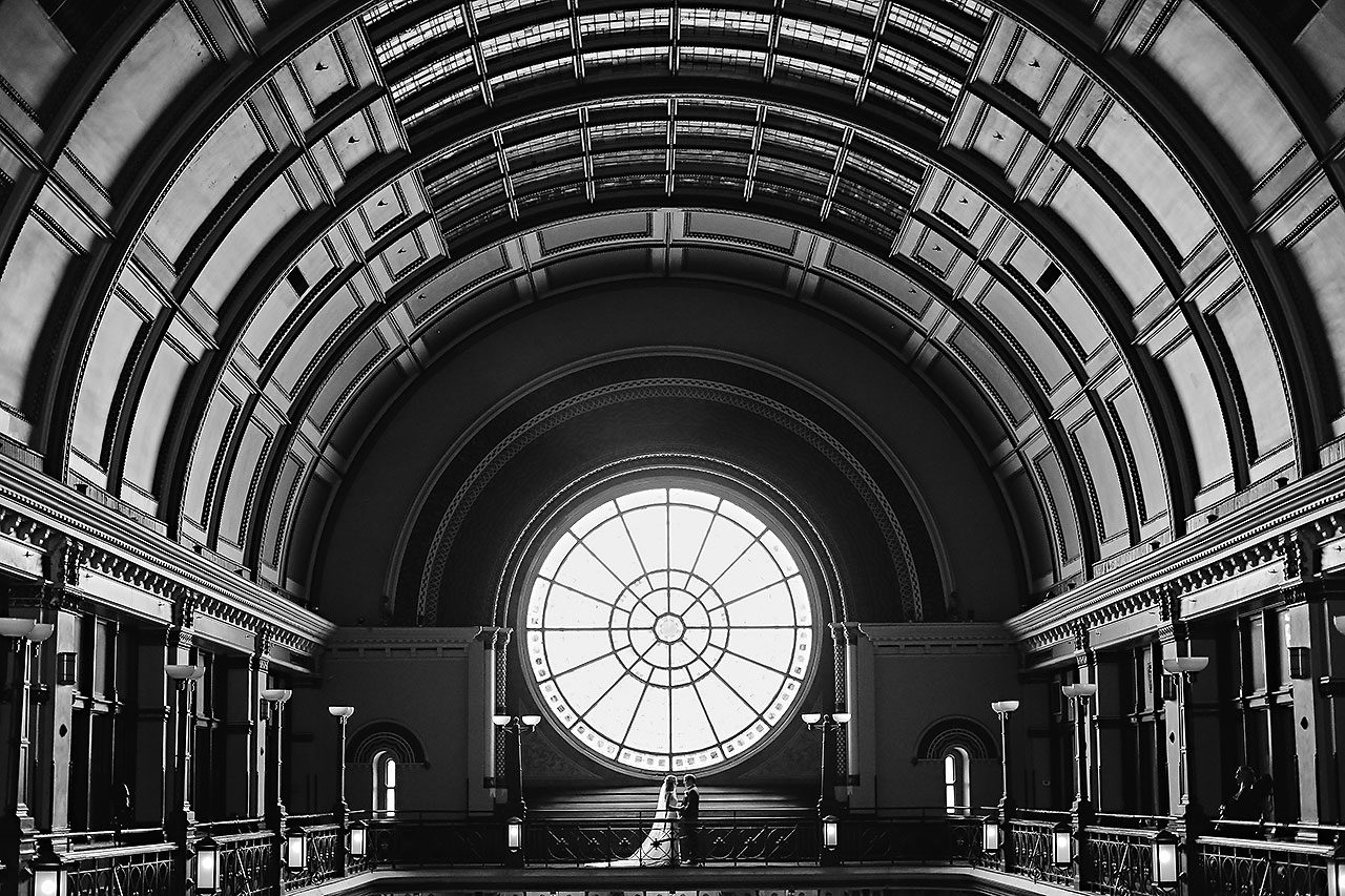 Allison Jeff Union Station Crowne Plaza Indianapolis wedding 059