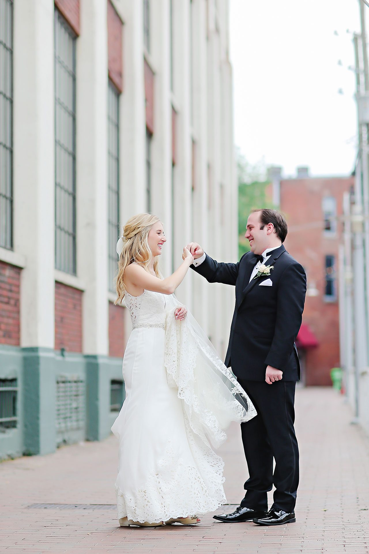 Allison Jeff Union Station Crowne Plaza Indianapolis wedding 119