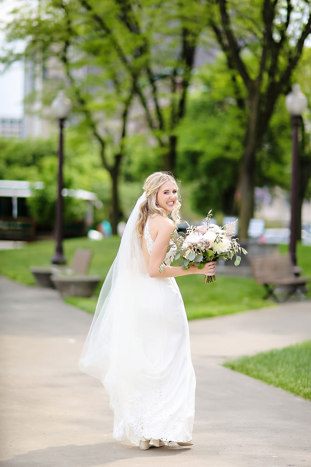 Allison Jeff Union Station Crowne Plaza Indianapolis wedding 180