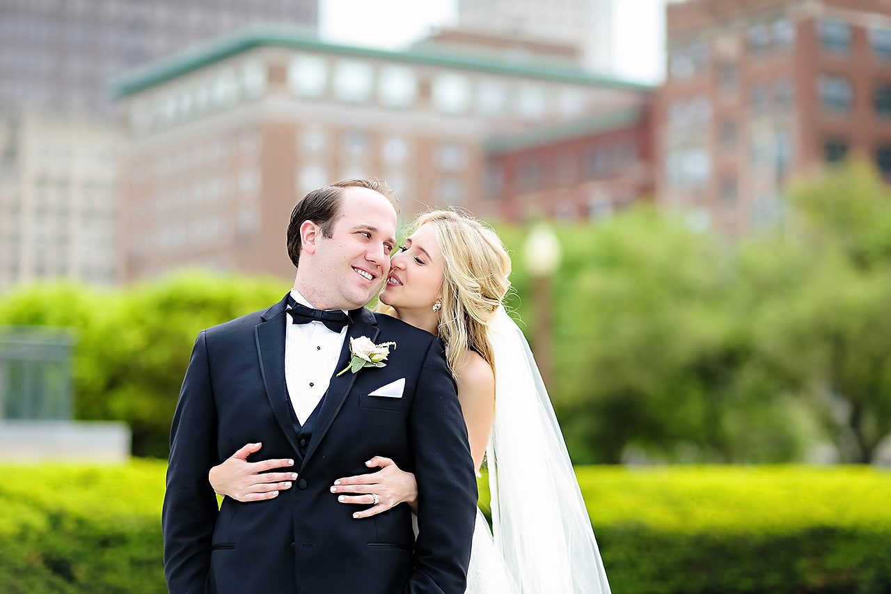 Allison Jeff Union Station Crowne Plaza Indianapolis wedding 185