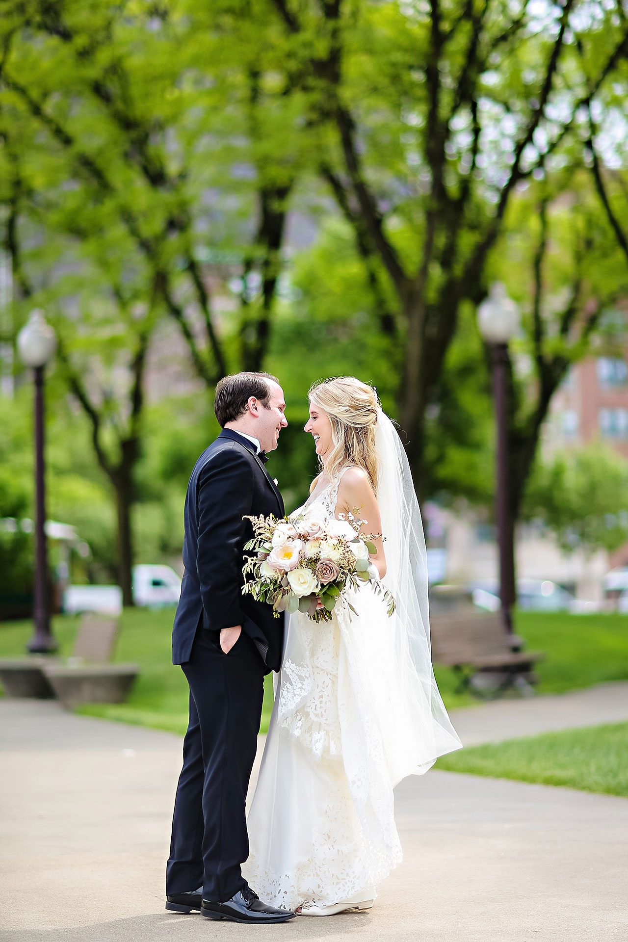 Allison Jeff Union Station Crowne Plaza Indianapolis wedding 193