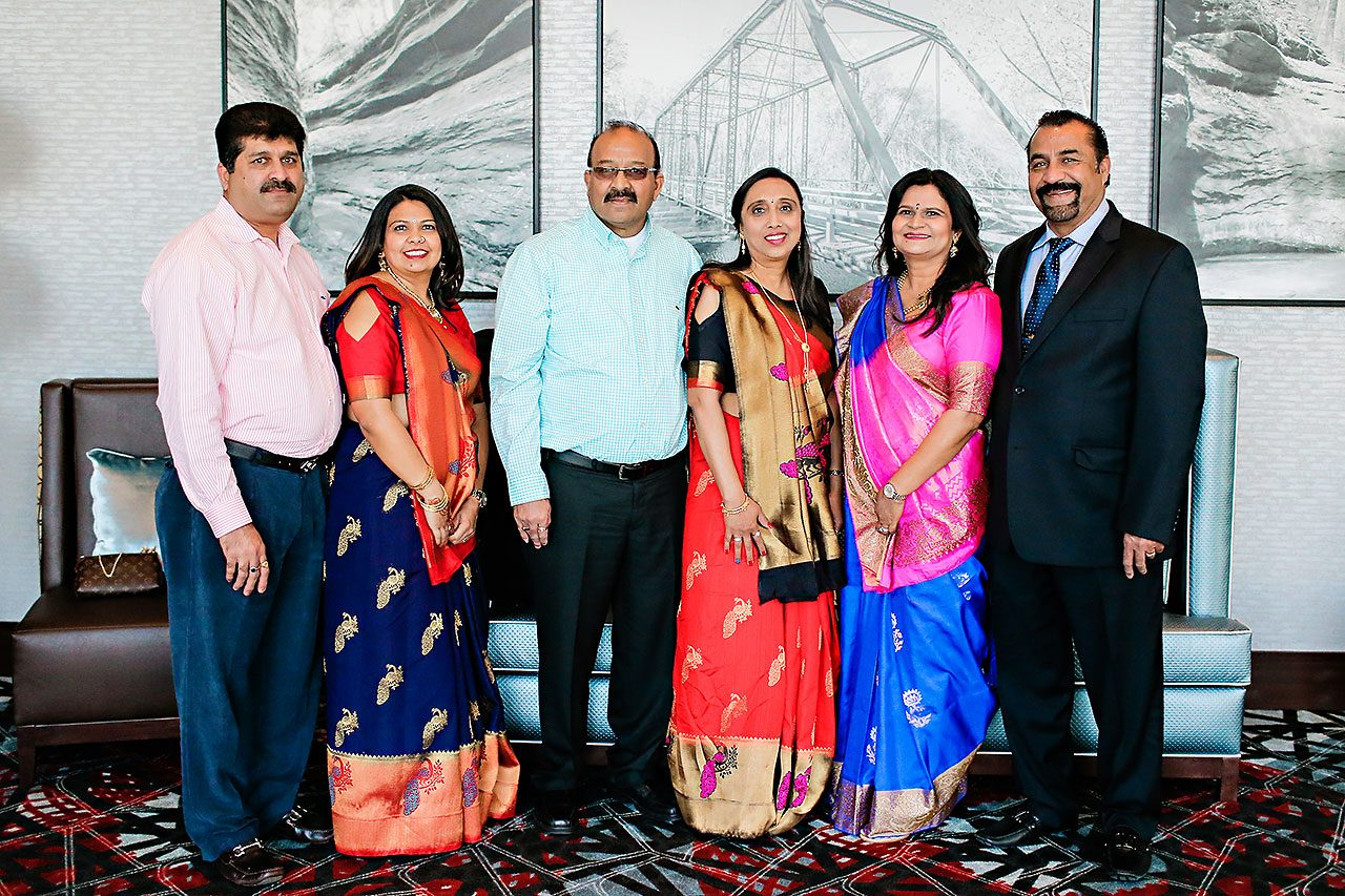 Neil Ganesh Pooja Embassy Suites Conference Center Noblesville 020