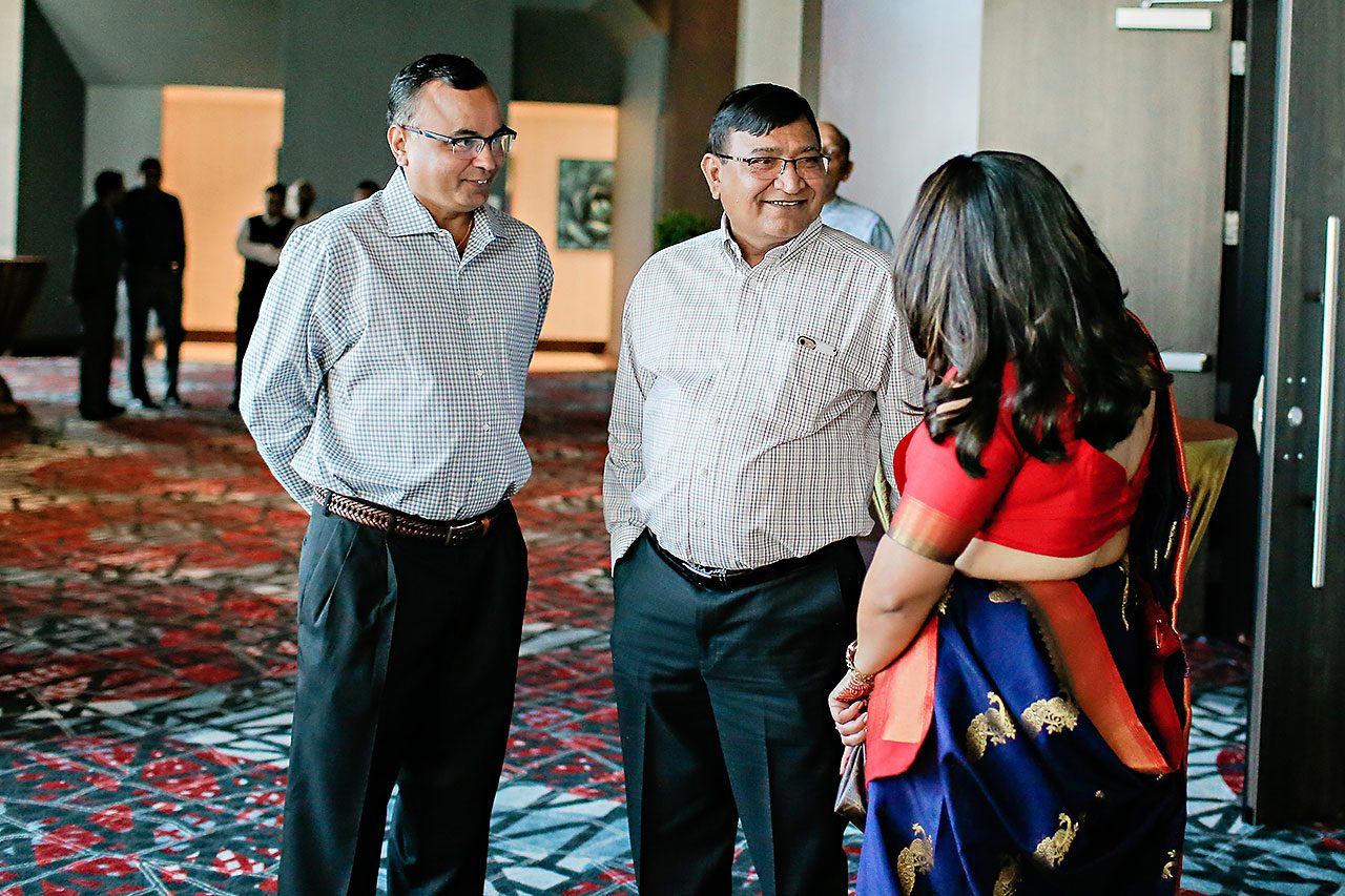 Neil Ganesh Pooja Embassy Suites Conference Center Noblesville 022