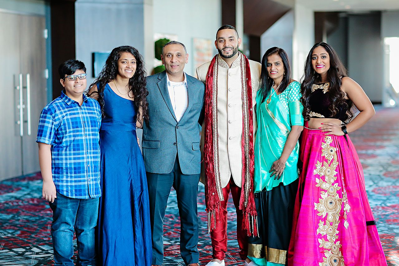 Neil Ganesh Pooja Embassy Suites Conference Center Noblesville 063