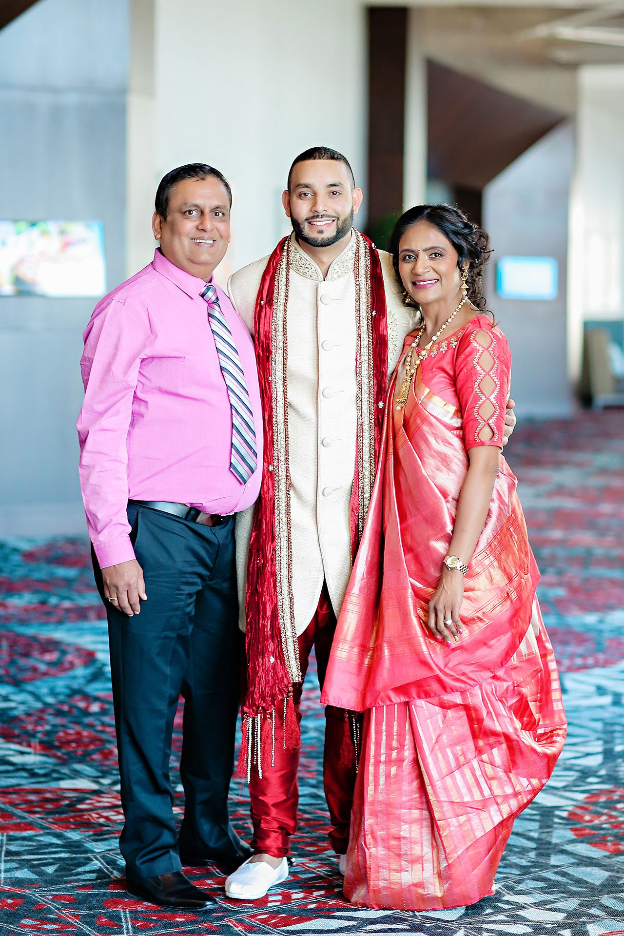 Neil Ganesh Pooja Embassy Suites Conference Center Noblesville 078
