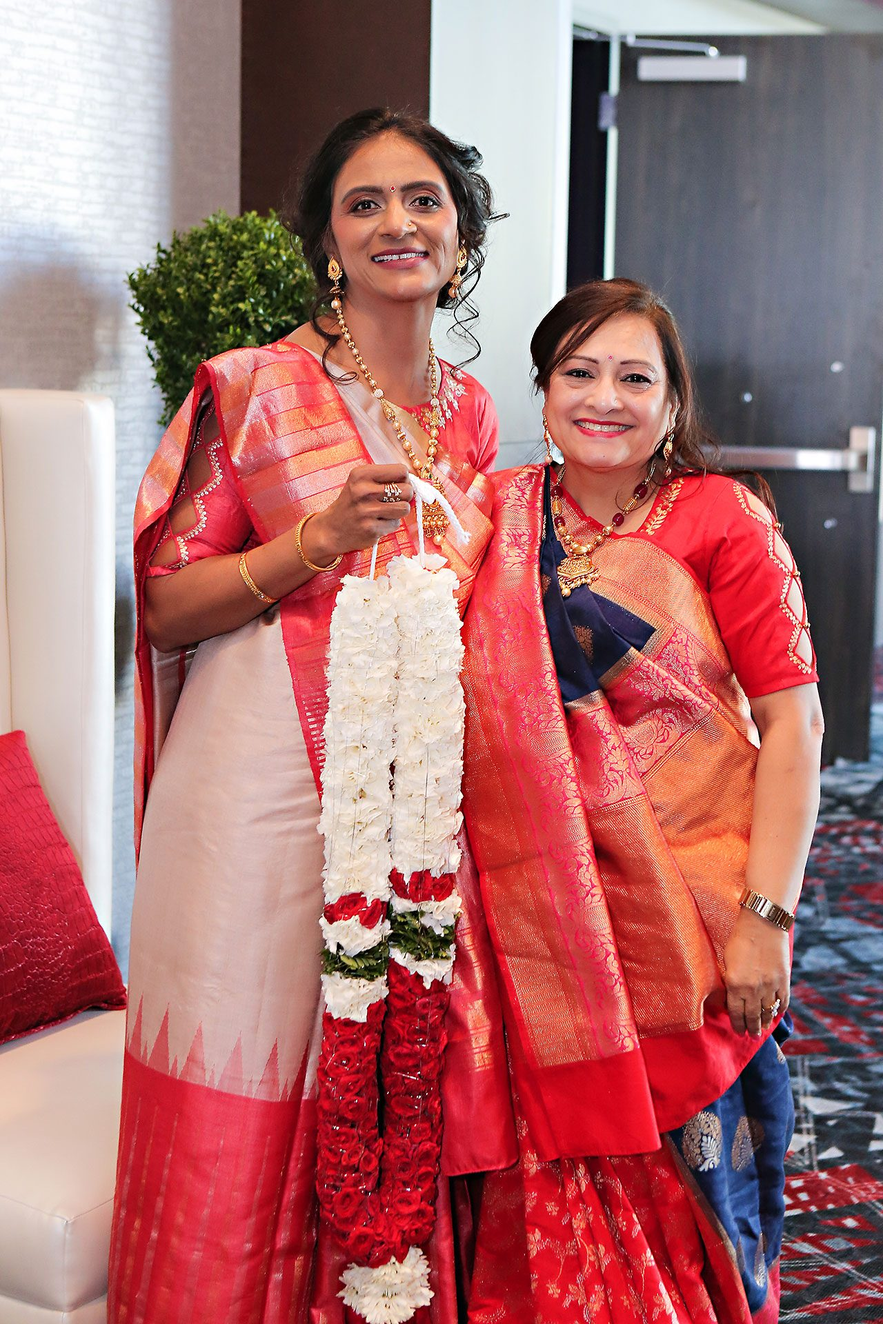 Neil Ganesh Pooja Embassy Suites Conference Center Noblesville 115