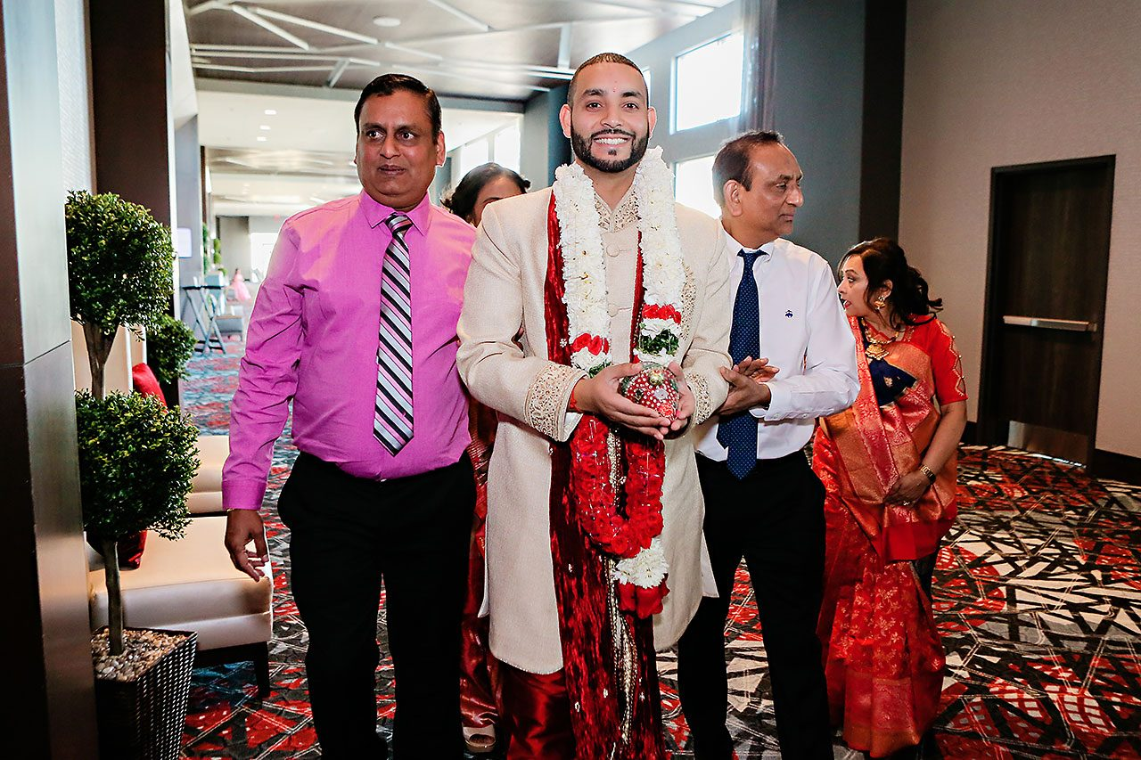 Neil Ganesh Pooja Embassy Suites Conference Center Noblesville 123