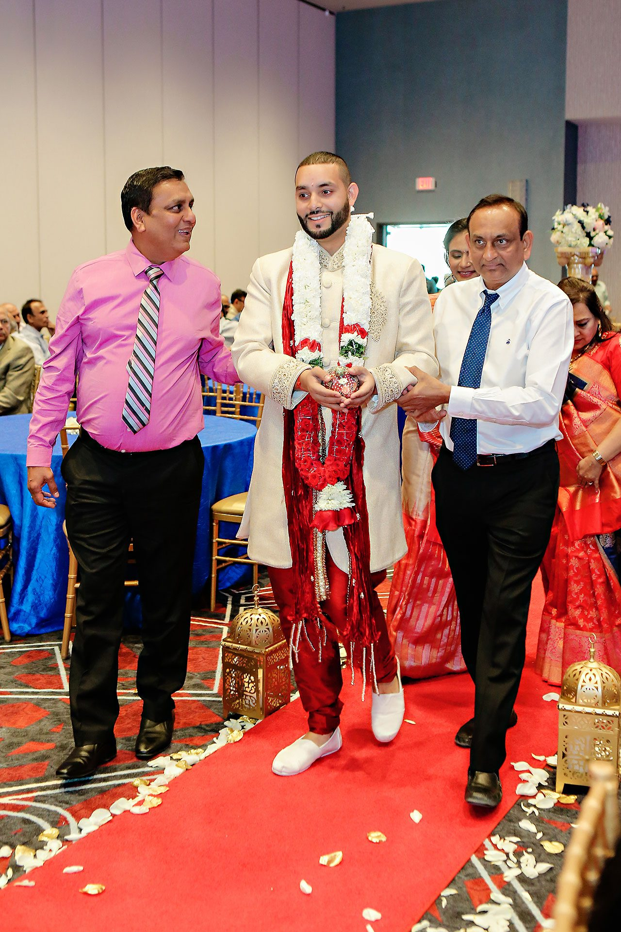 Neil Ganesh Pooja Embassy Suites Conference Center Noblesville 125