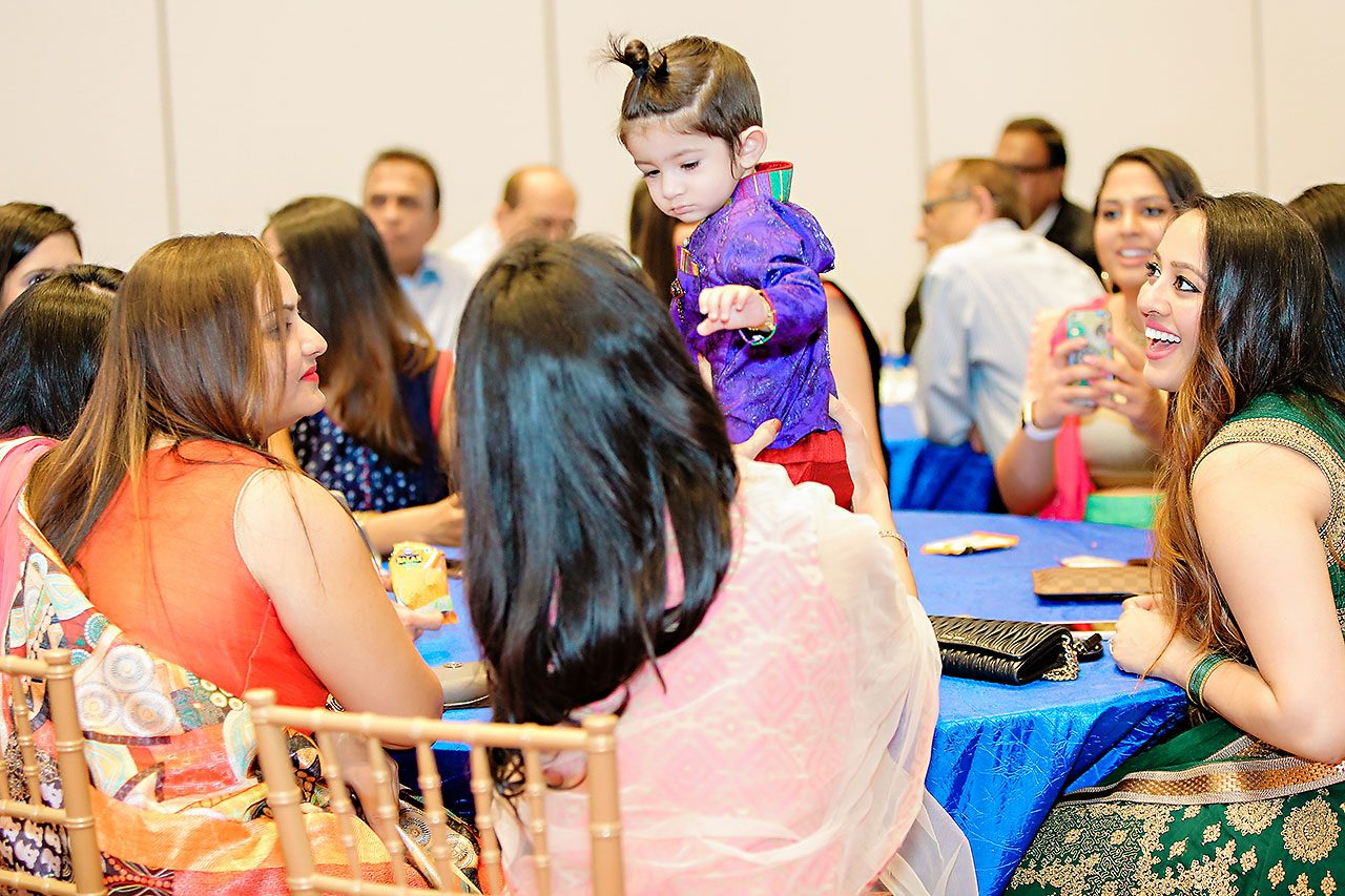 Neil Ganesh Pooja Embassy Suites Conference Center Noblesville 148
