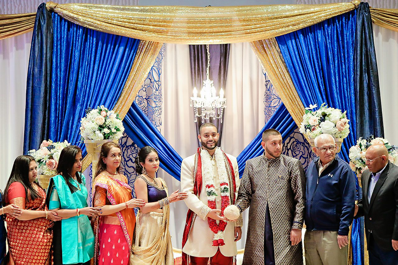 Neil Ganesh Pooja Embassy Suites Conference Center Noblesville 149