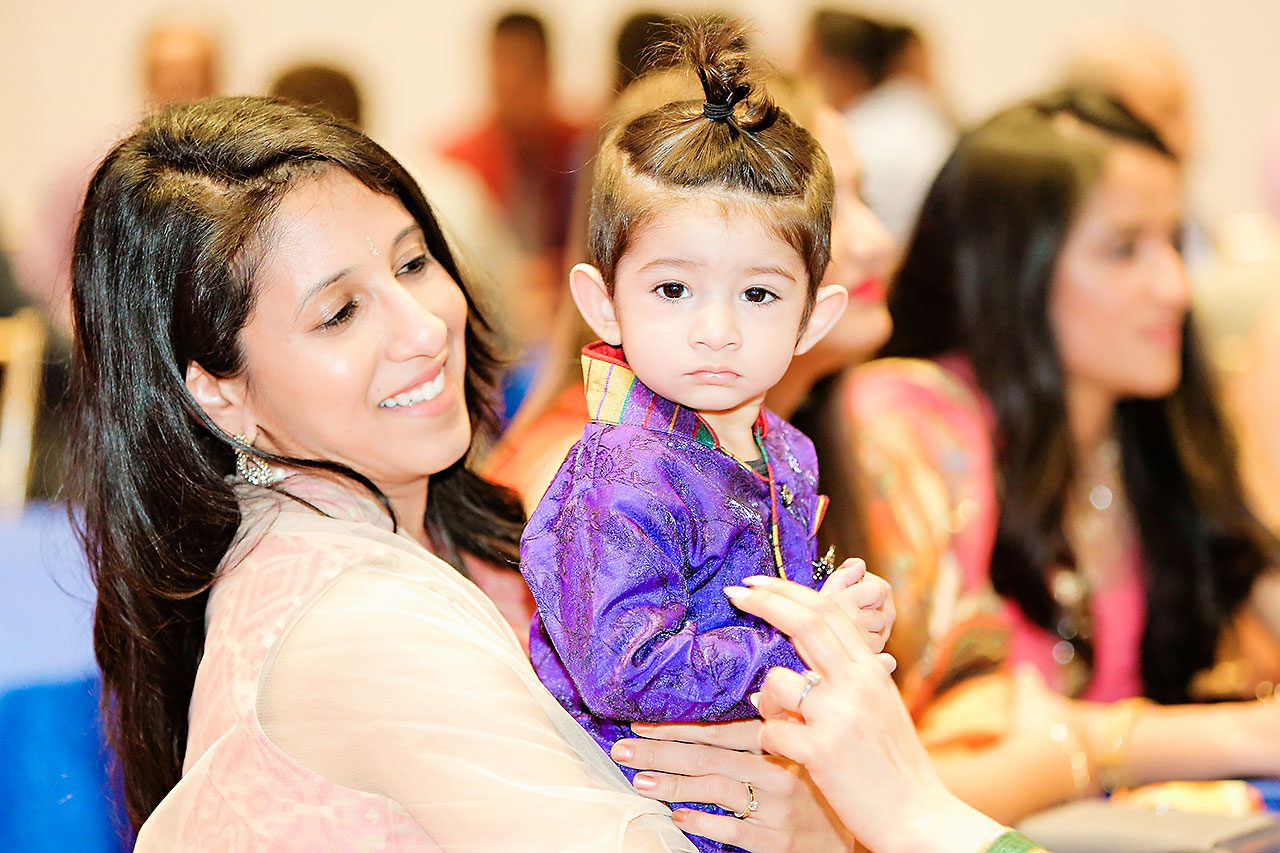 Neil Ganesh Pooja Embassy Suites Conference Center Noblesville 151