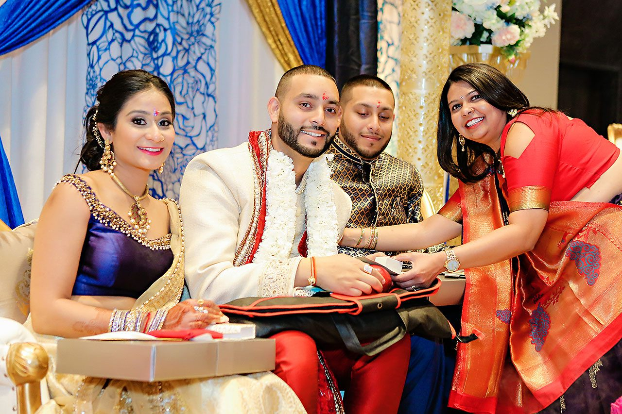 Neil Ganesh Pooja Embassy Suites Conference Center Noblesville 164
