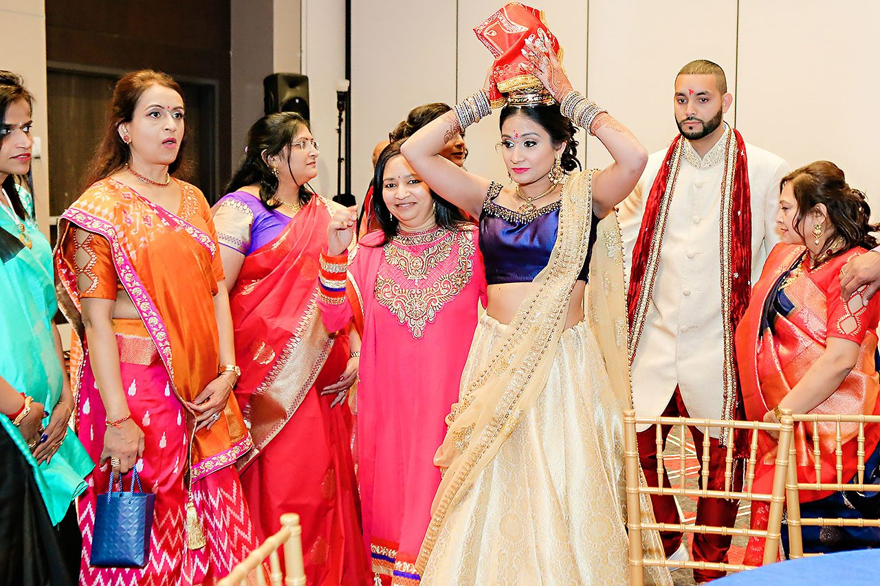 Neil Ganesh Pooja Embassy Suites Conference Center Noblesville 172