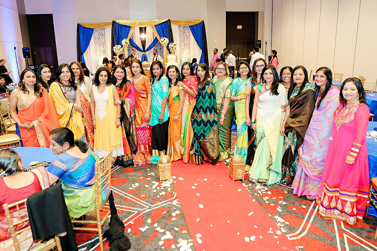 Neil Ganesh Pooja Embassy Suites Conference Center Noblesville 173