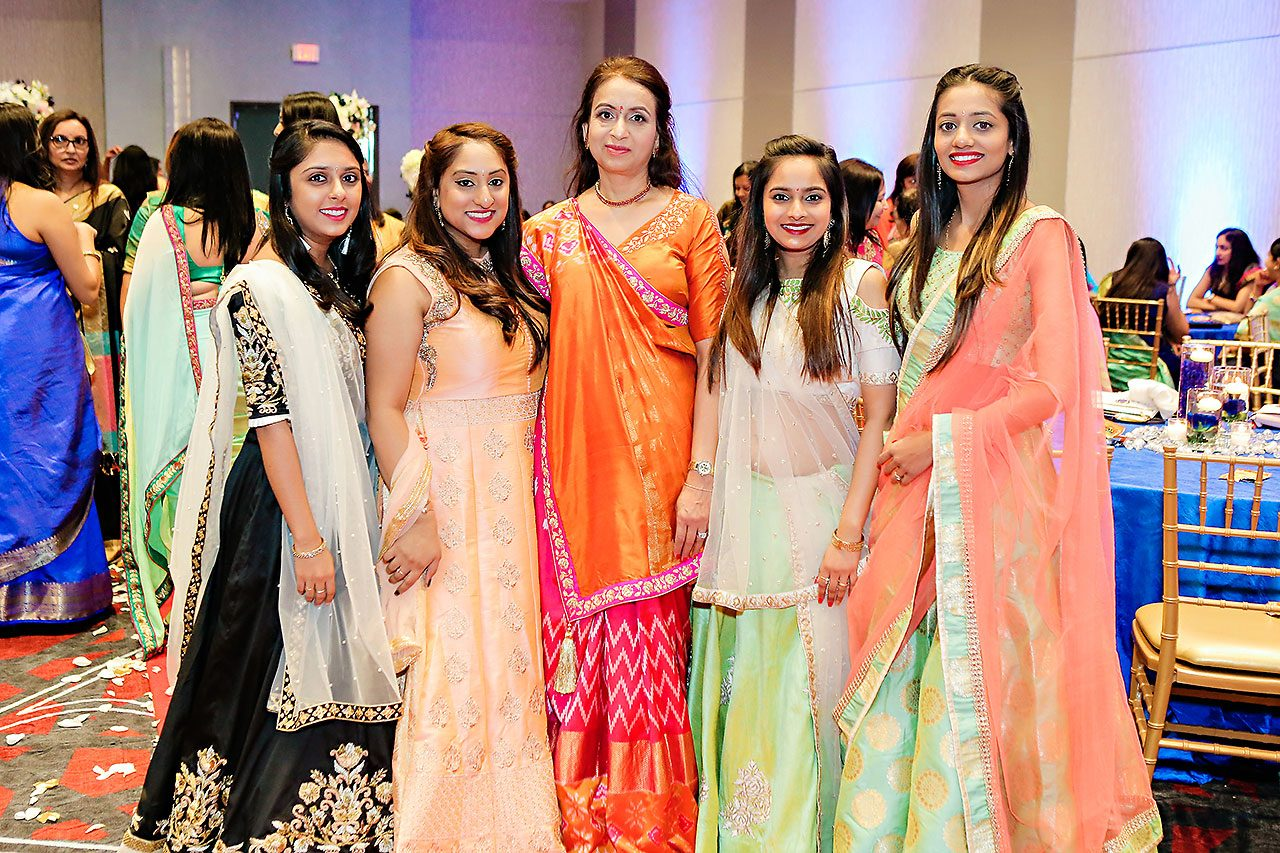 Neil Ganesh Pooja Embassy Suites Conference Center Noblesville 176