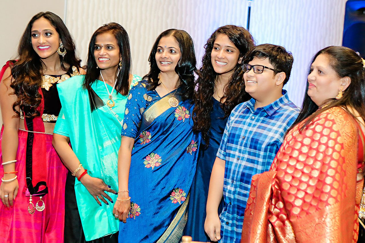 Neil Ganesh Pooja Embassy Suites Conference Center Noblesville 183